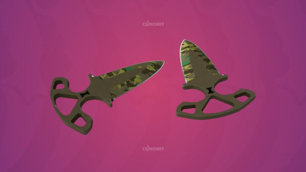 тычковые ножи северный лес