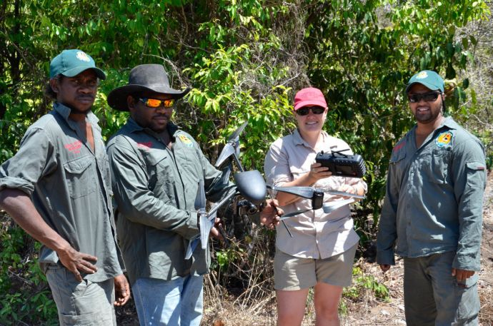 Scientific Predators come to Cape York