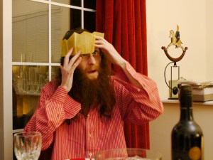 Image credit: Flickr/Sanickels. Just this this gentleman, you too could be crowned King of the Crackers.
