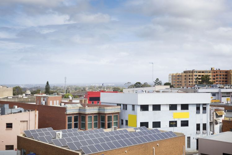 Rooftop solar proves a challenge to keeping prices low on the grid. Solar image from www.shutterstock.com.