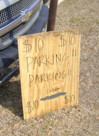 Selling Parking