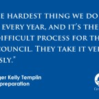 Podcast: Templin says city budget process on schedule