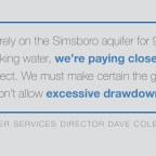 We're keeping a close eye on San Antonio water project