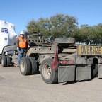 Second transformer arrives at Northgate substation