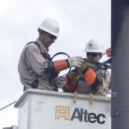 Linemen brave the elements to keep your power on