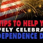 10 tips to help you safely celebrate Independence Day