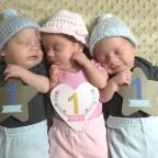 Jayden, Ava CS's most popular baby names in 2017