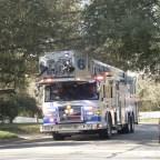 Low limbs can wreak expensive havoc on fire trucks
