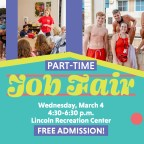 Part-time job fair set for March 4 at Lincoln Center