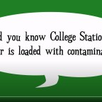 Video: Our water is absolutely safe to drink