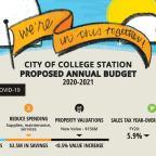 Podcast series explores city's FY 21 proposed budget