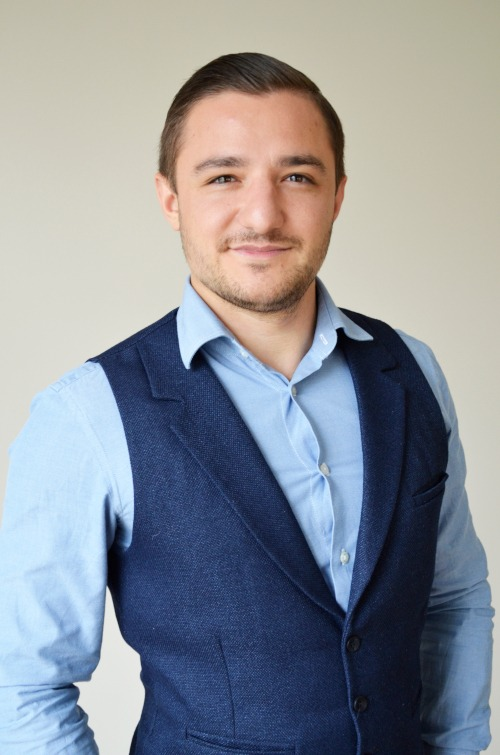 Daniel Ciobanu OSCP Certified Security Engineer