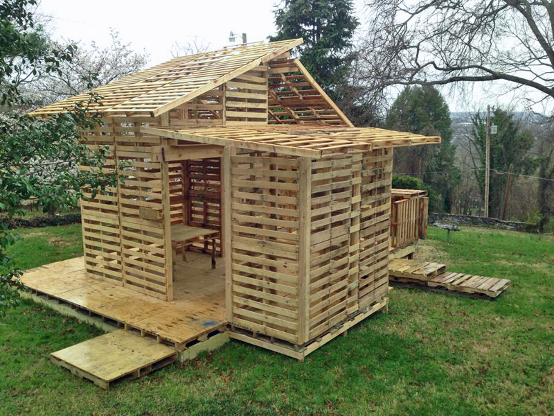 Diy Garden Buildings