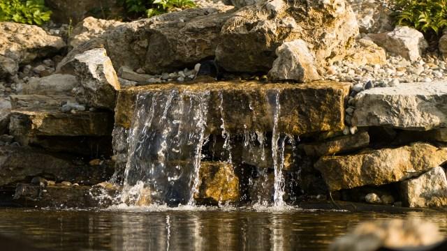cascata artificial