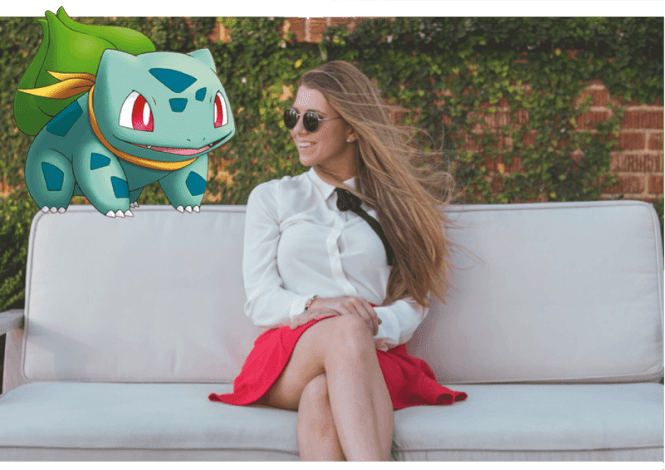 Amanda + Pokemon