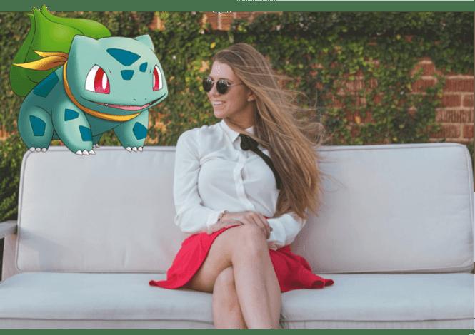 Amanda + Pokemon