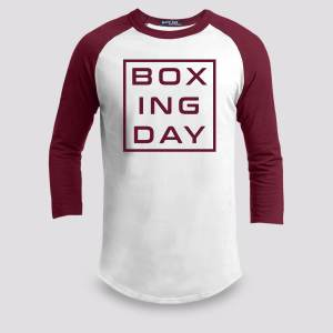 Boxing Day shirt