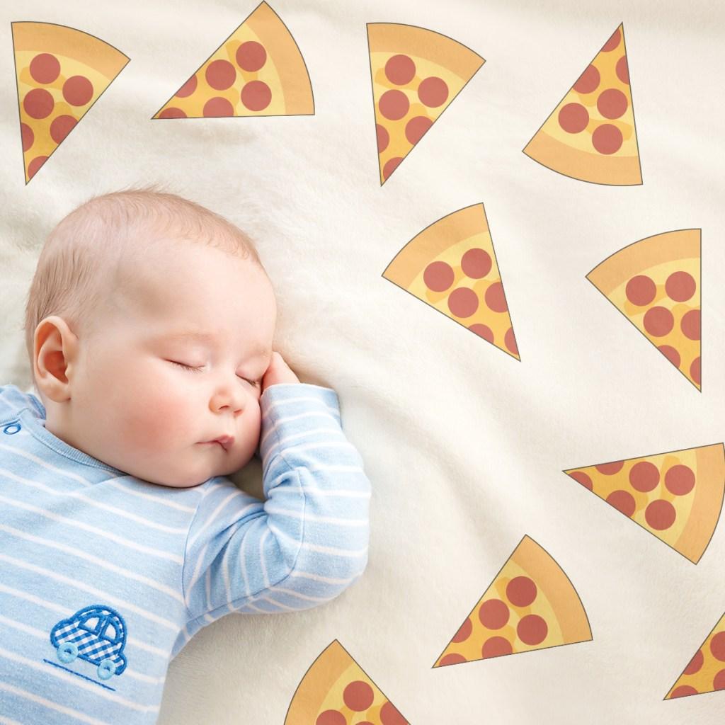 Print On Demand Baby Blanket