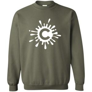 Gildan Crewneck Pullover Sweatshirt 8 oz. 