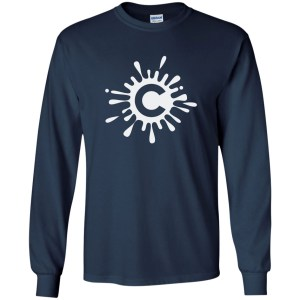 Gildan Long Sleeve Ultra Cotton T-Shirt ​