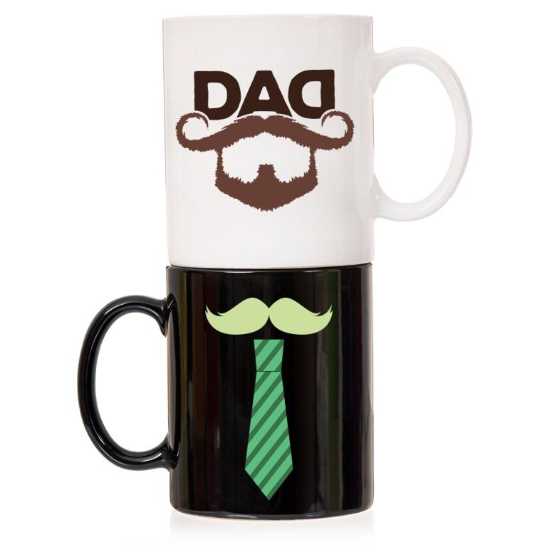 sister dad mug