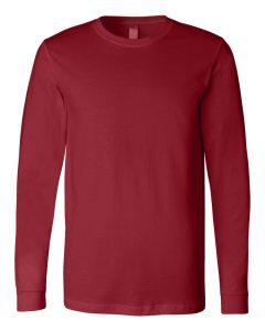 3501 Bella + Canvas Men's Jersey LS T-Shirt