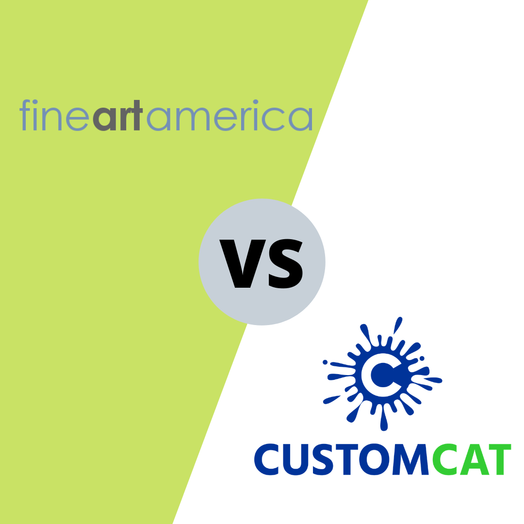CustomCat vs Fine Art America
