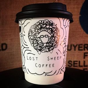 Lost Sheep Coffee Coffee Supplies Custom Paper Coffee Cups Image 9 www.custompapercup.com