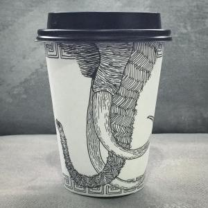 Custom Paper Coffee Cup Design of the Day- January 30 2016 CustomPaperCup.com