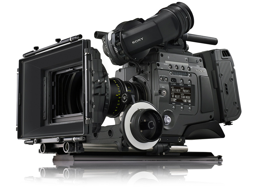 Sony F65 Digital Cinema Camera