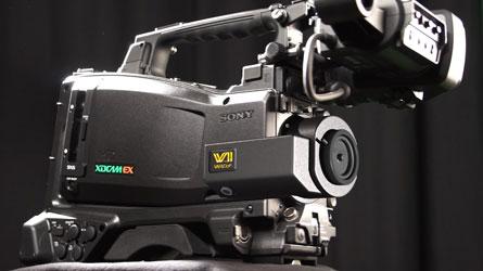 Sony VariDoF Prototype Camcorder (PMW-V350)