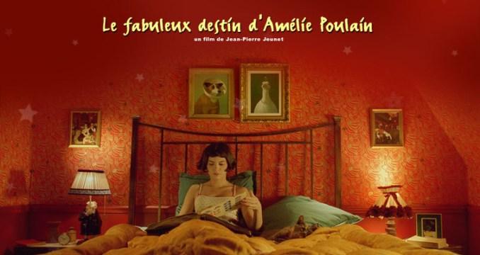 """Le fabuleux """"fabuleux destin d'Amélie Poulain""""..."""