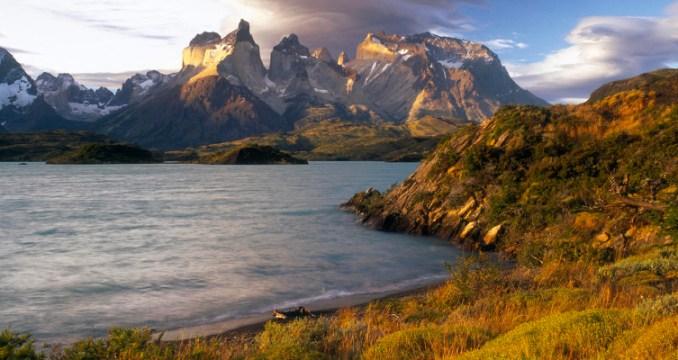 Patagonie...