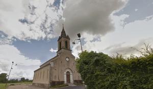 L'église de St Ondras