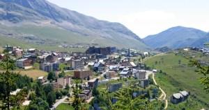 L'Alpe d'Huez en été
