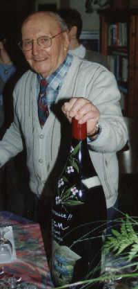 Mon grand-père pour ses 90 ans