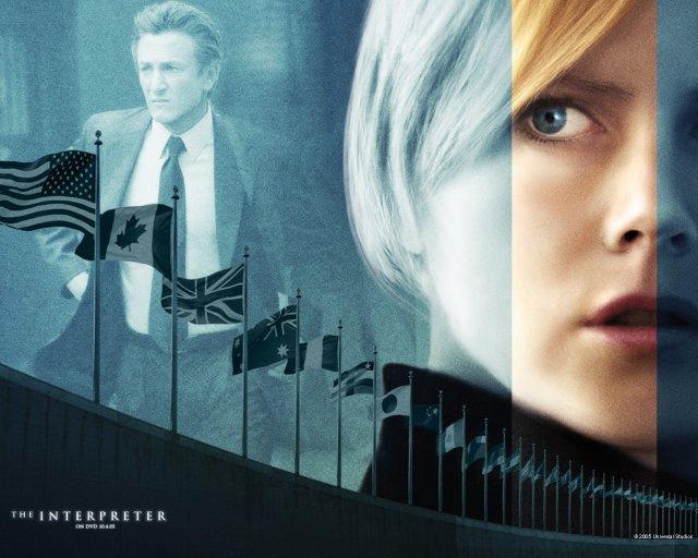 Affiche du film L'interprète, de Sydney Pollack