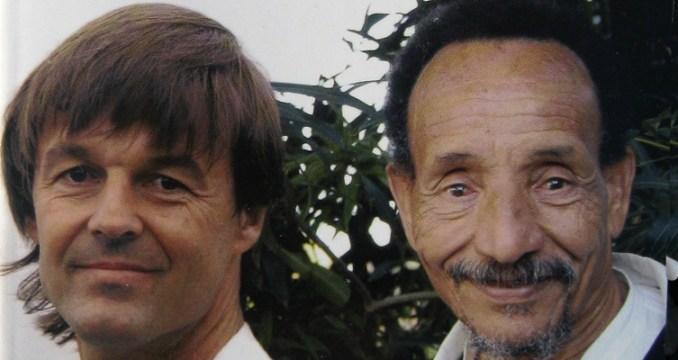 Nicolas Hulot et Pierre Rabhi