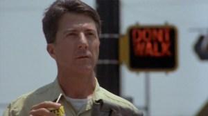 Dustin Hoffmann dans Rain Man