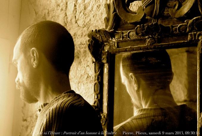 Portrait d'un homme à la fenêtre (CC-BY)