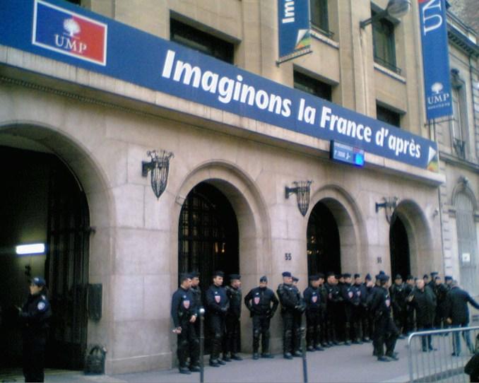 """""""Imaginons la France d'Après"""" (photo garantie sans trucage...)"""