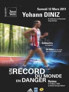 Record de l'heure, 2011