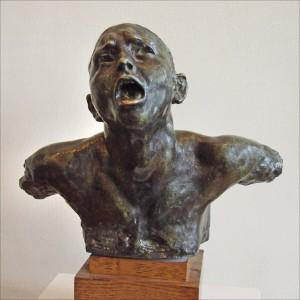 Rodin, le cri (CC-BY)