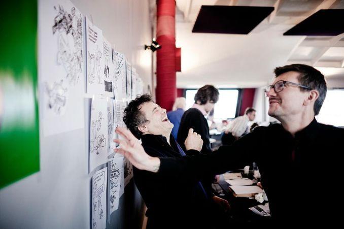 Patrick Pelloux et Luz
