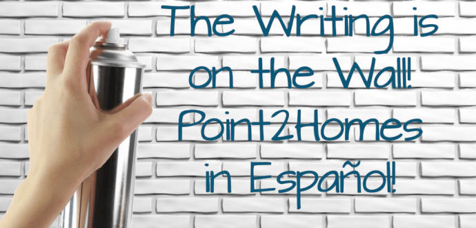 Point2Homes in Spanish