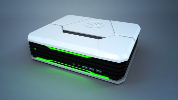 Meet the CyberPower Steam Machine