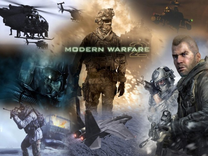 Call of Duty Modern Warfare 3 Plotline