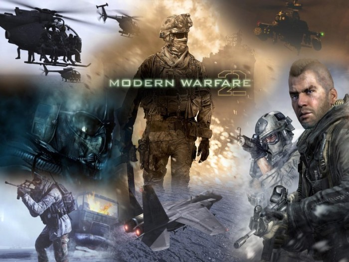 Known the plotline of the game call of duty modern warfare 3