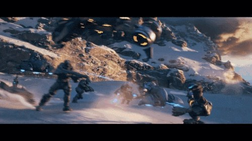 Halo 5 in Gaming PC Trailer