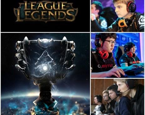 league of legends world championship teams